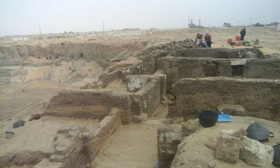 Фото: надане Управлінням старожитностей Єгипту