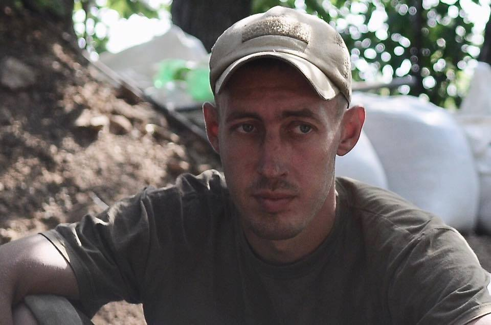 Глова загинув унаслідок ворожого обстрілу / фото facebook.com/72.brigade.best