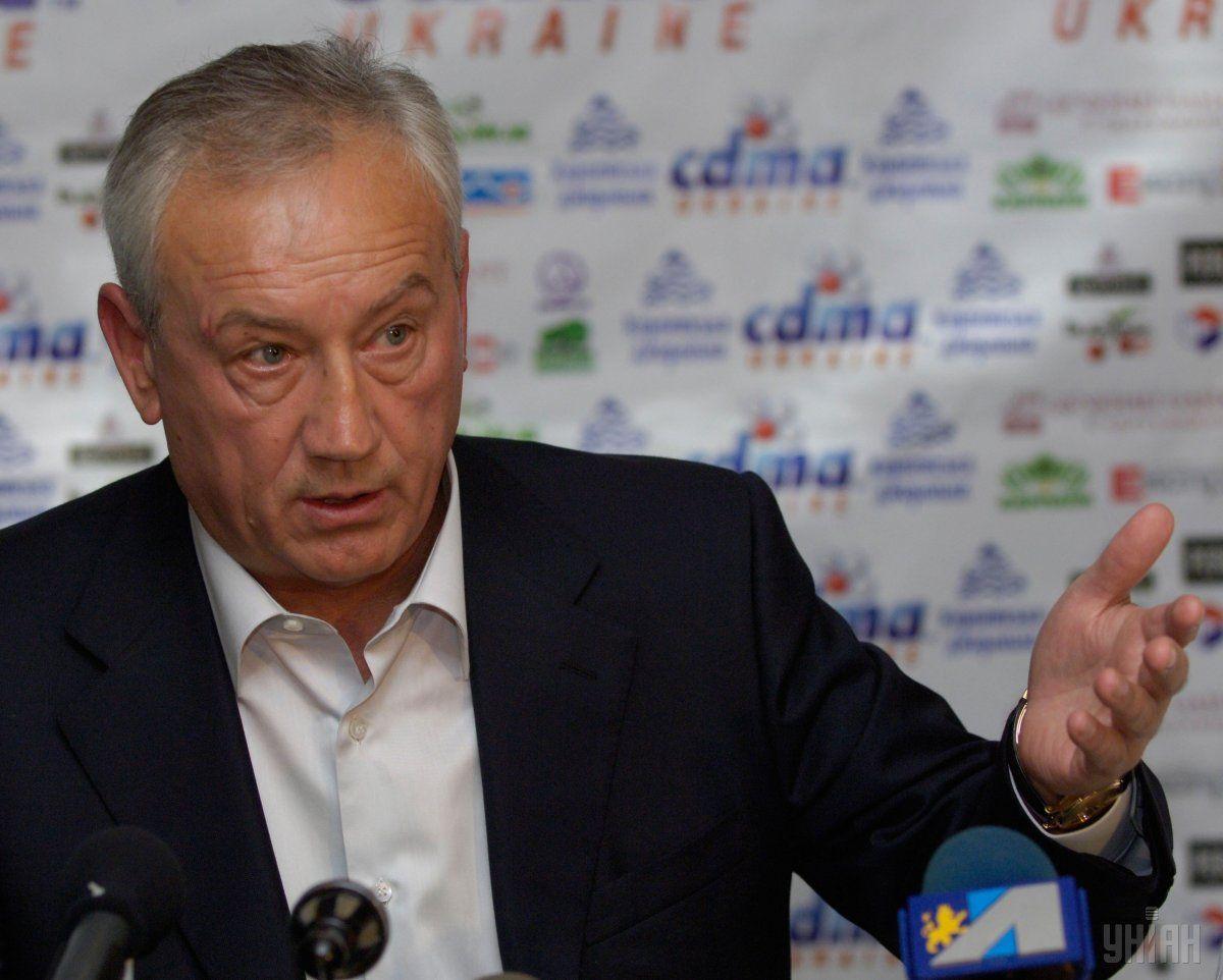 Геращенко заявляет, что Дыминский вылетел в Швейцарию / фото УНИАН