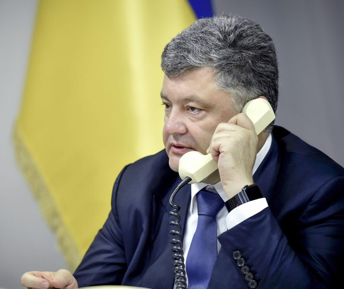 Керівники держав Нормандської четвірки провели телефонну розмову / фото president.gov.ua