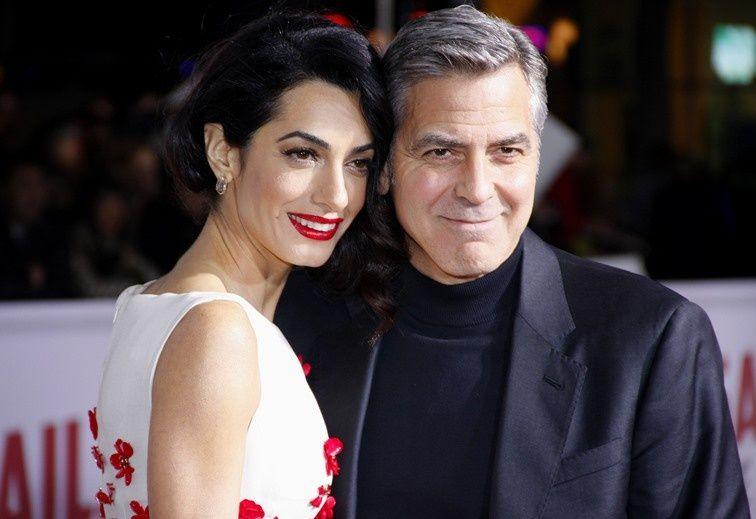 Фонд Клуни перечислил средства до Южного правового центра борьбы с бедностью / фото Tv.ua