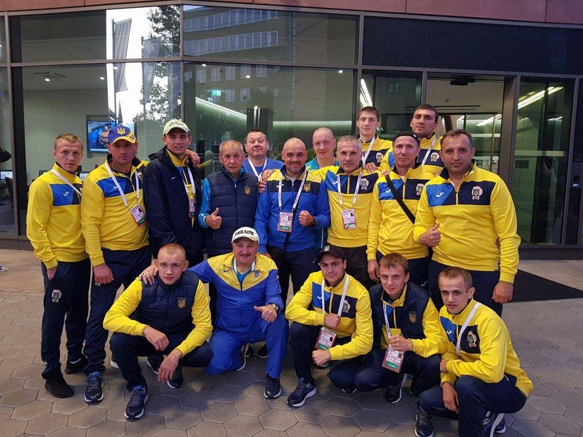 Збірна України прибула до Німеччини / Федерація боксу України