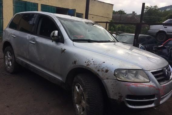 Автомобиль передали полиции / полиция Закарпатской области
