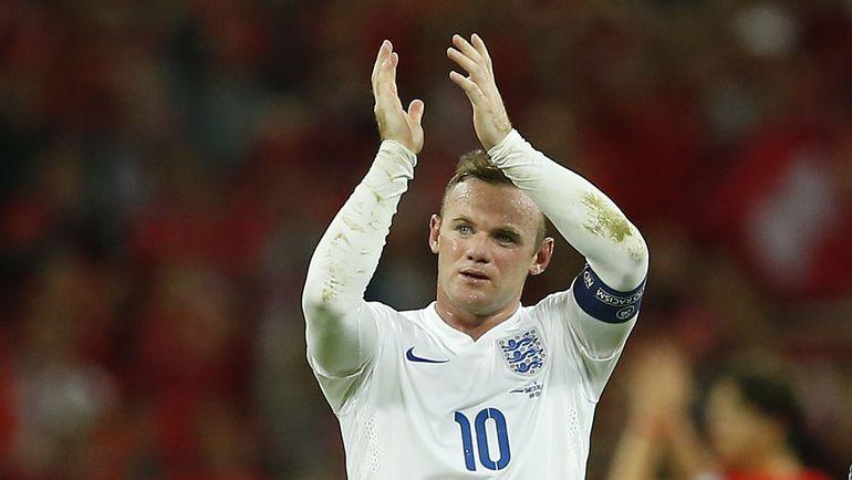 Руни ушел из сборной Англии / Reuters