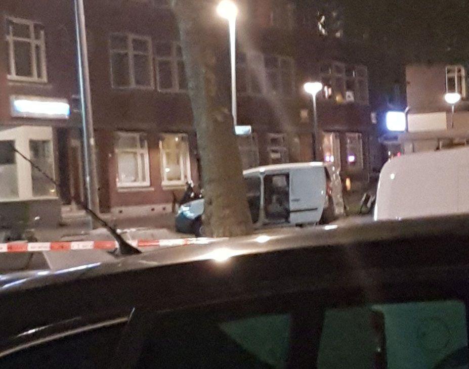 У фургоні були знайдені балони з газом / REUTERS