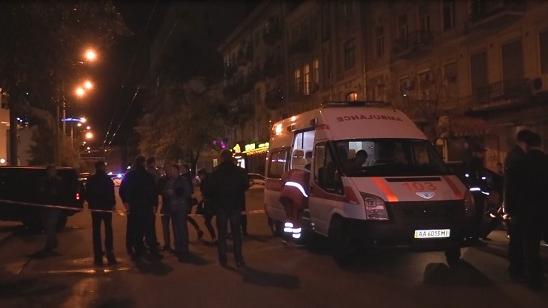 В Киеве убили иностранца / Полиция Киева