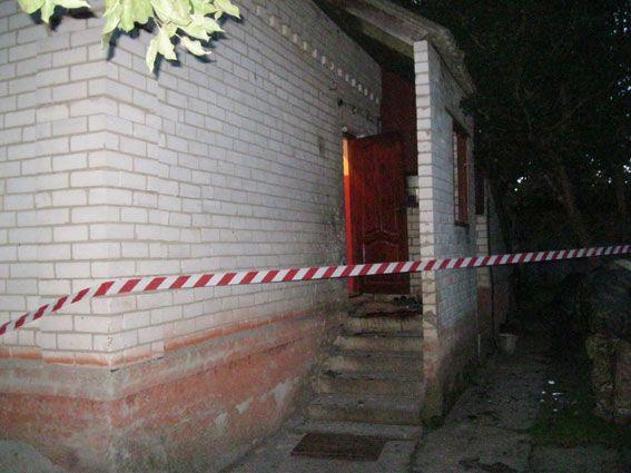 ВЧерниговской области из-за взрыва гранаты погиб мужчина