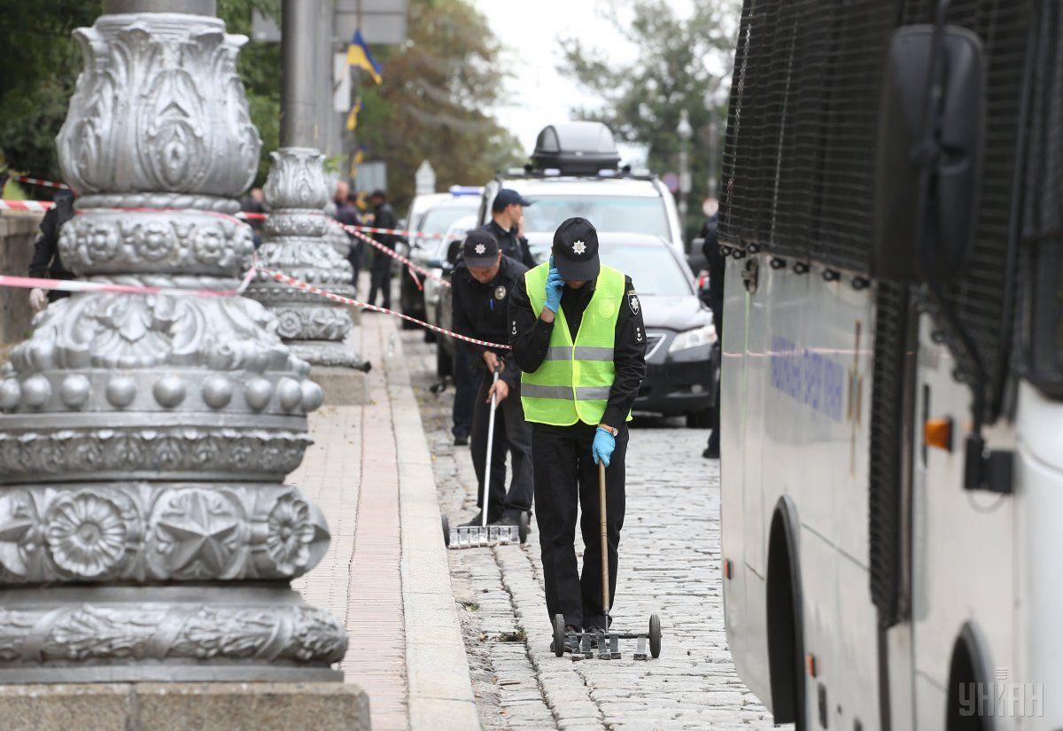 Чибінєєв уперше прокоментував вибух у Києві / фото УНІАН