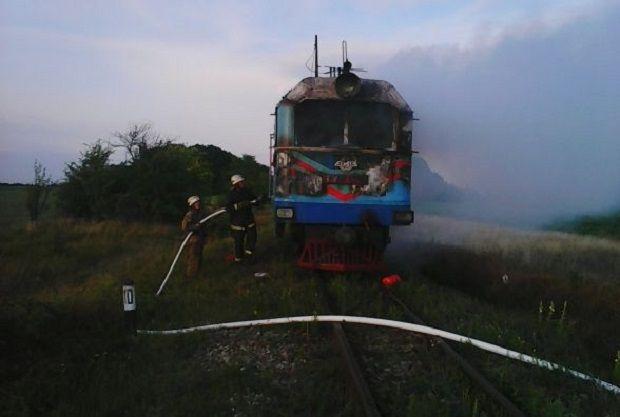 У потязі було 25 пасажирів / фото vn.20minut.ua