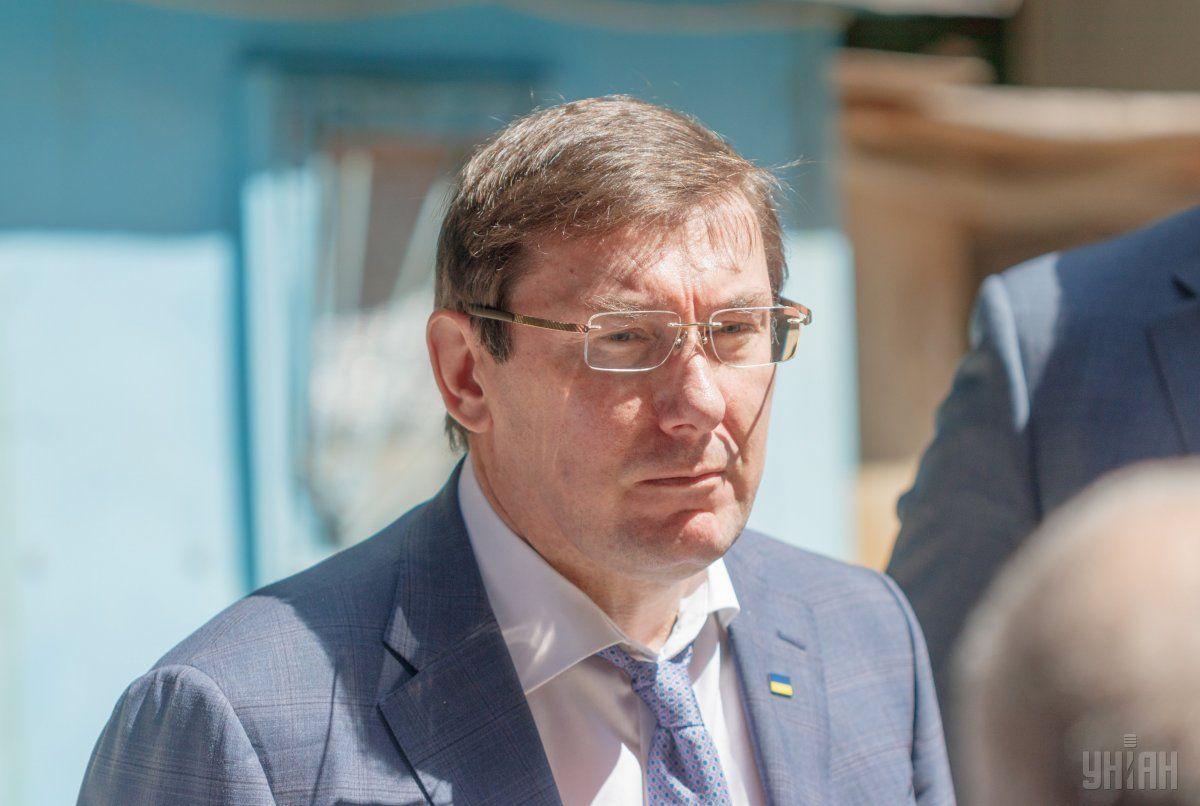 Луценко прокоментував розслідування вбивства Шеремета / фото УНІАН