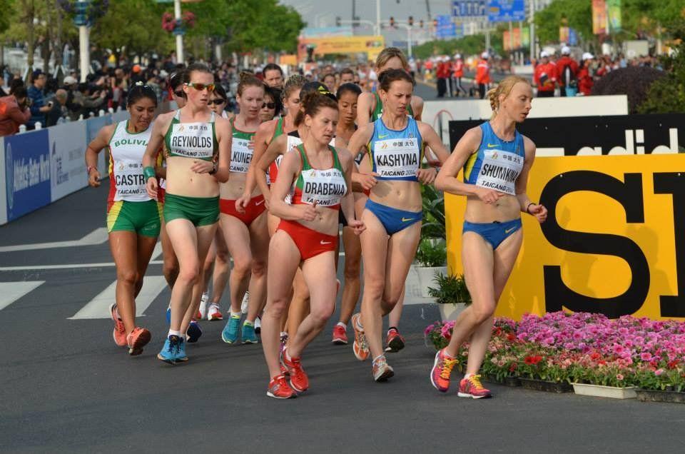 Збірна України виграла три медалі у спортивній ходьбі на Універсіаді