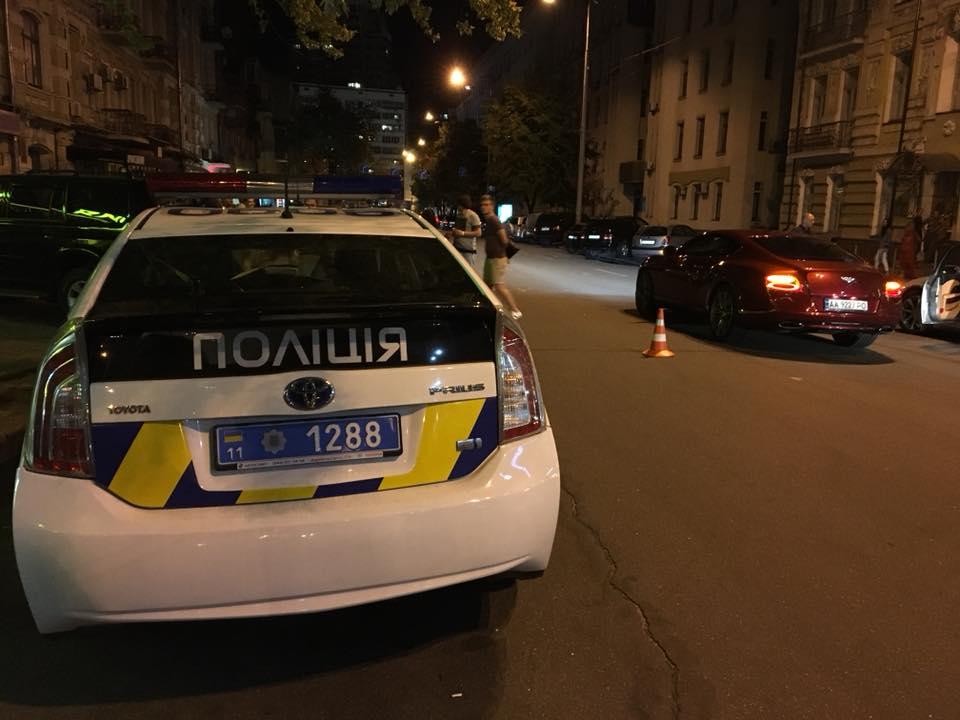 Шуфрич-младший сбил человека / Фото facebook.com/shvedovkyrylo
