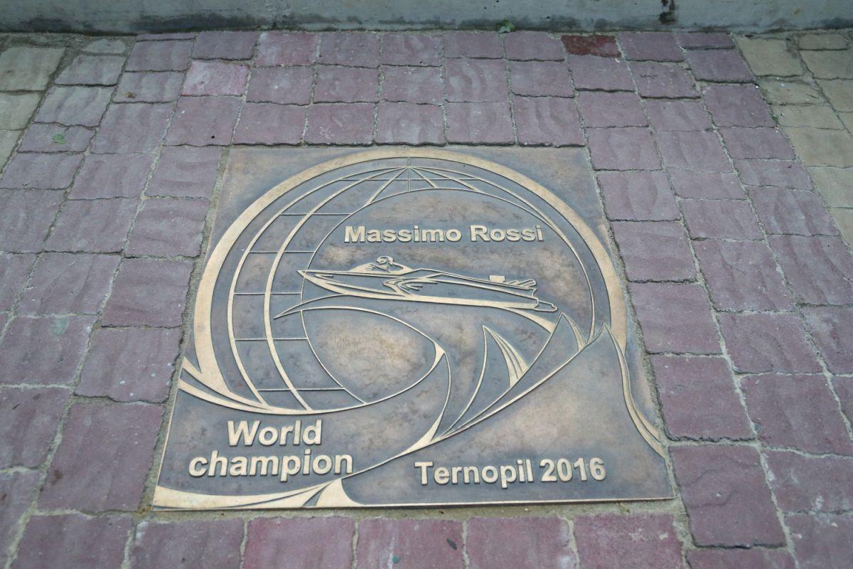 Россі здобув свою перемогу на чемпіонаті у класі F250 в 2016 році / фото пресс-служба городского совета
