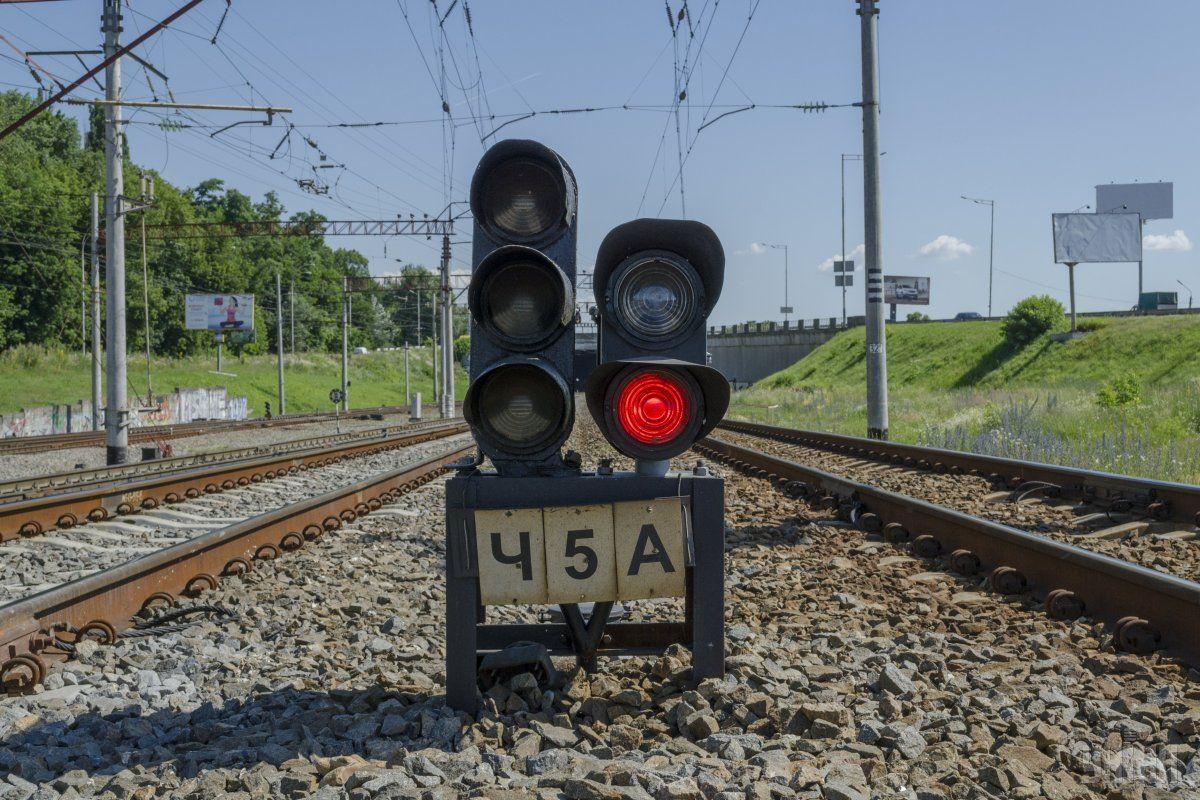 ВХарьковской области женщина покончила ссобой, бросившись под поезд