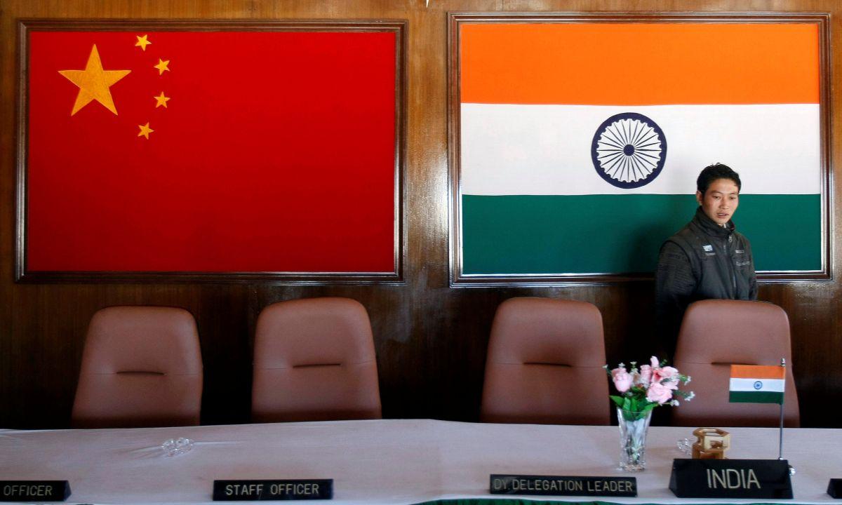 КНР иИндия договорились развести войска награнице