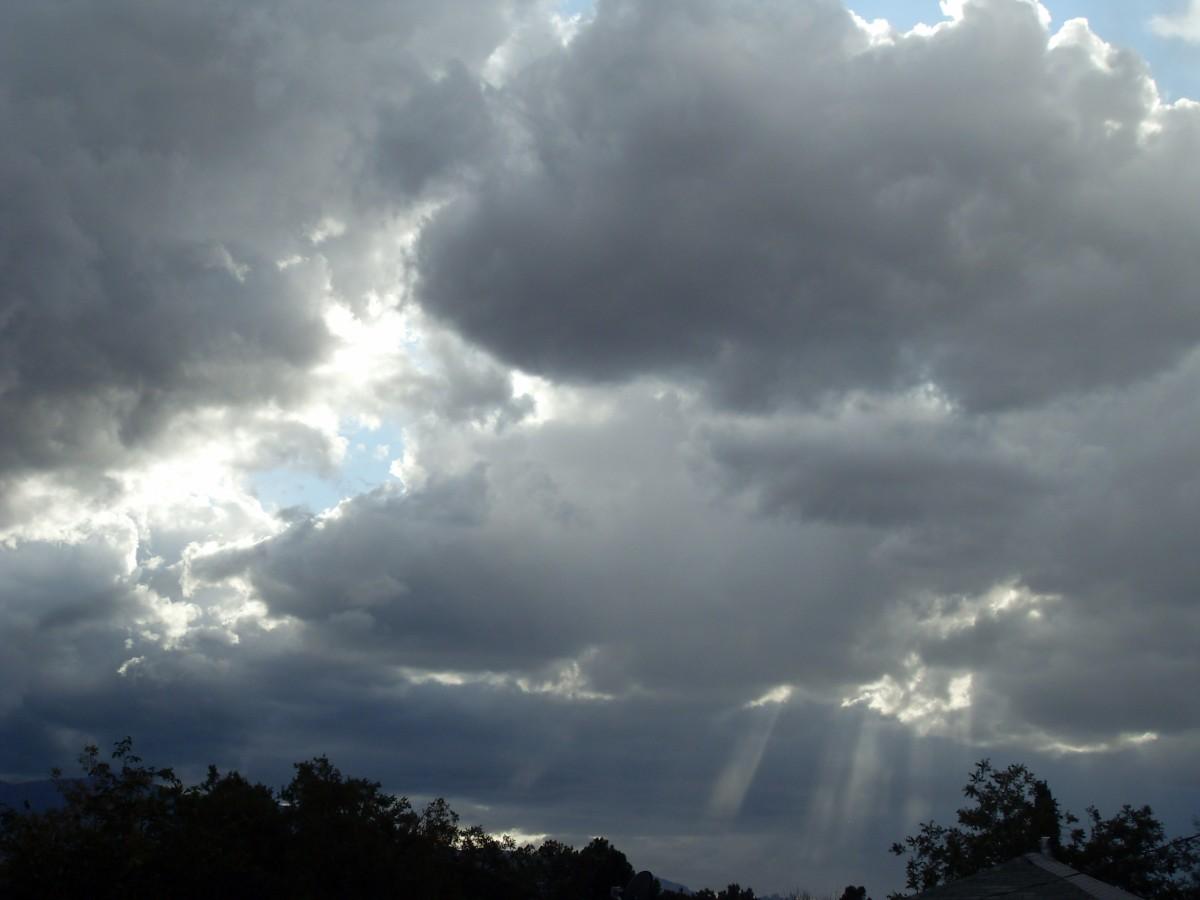 У столиці сьогодні хмарно / Центр