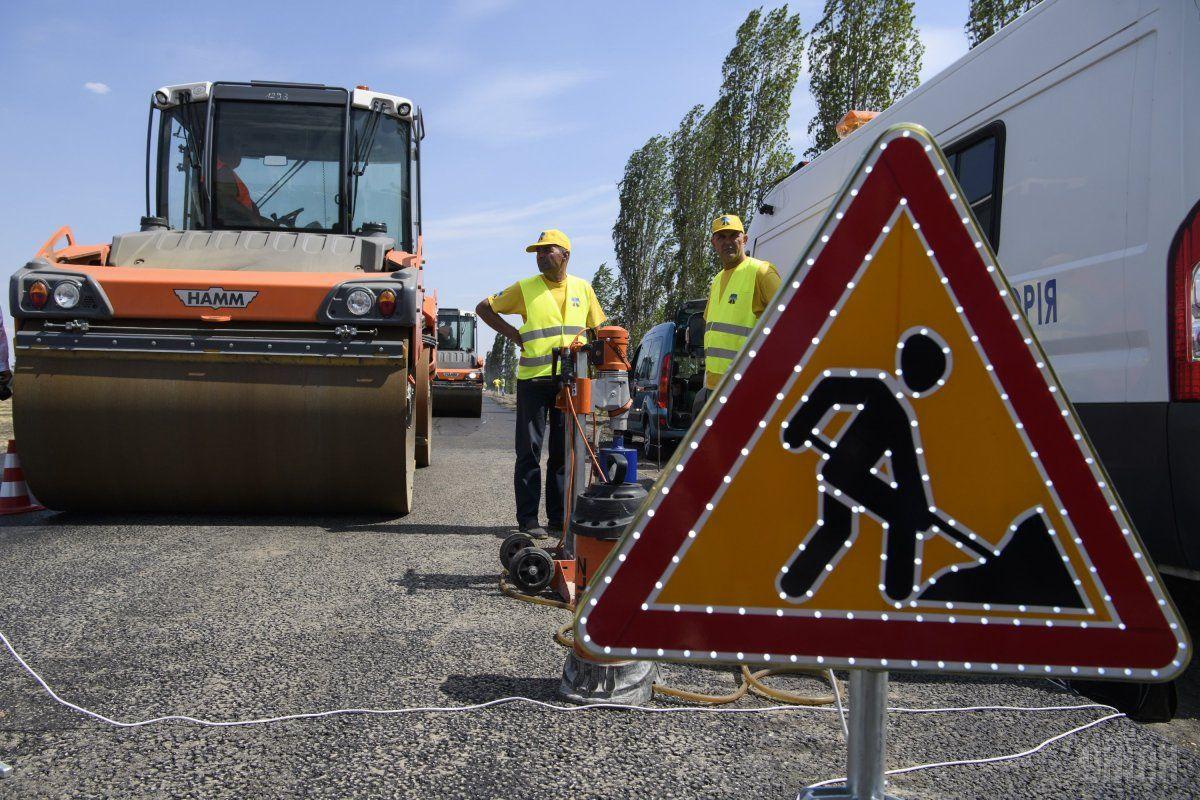 Международные эксперты будут проверять состояние дорог в Киеве / Фото УНИАН