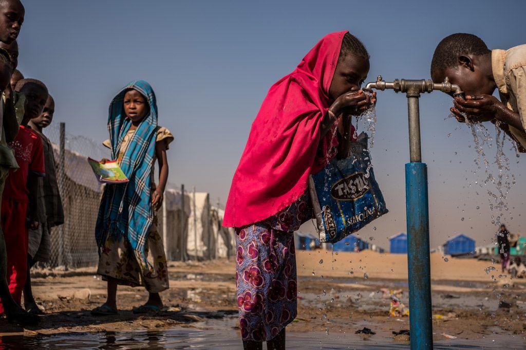 Во вторник - Всемирный день мониторинга качества воды \ ЮНИСЕФ