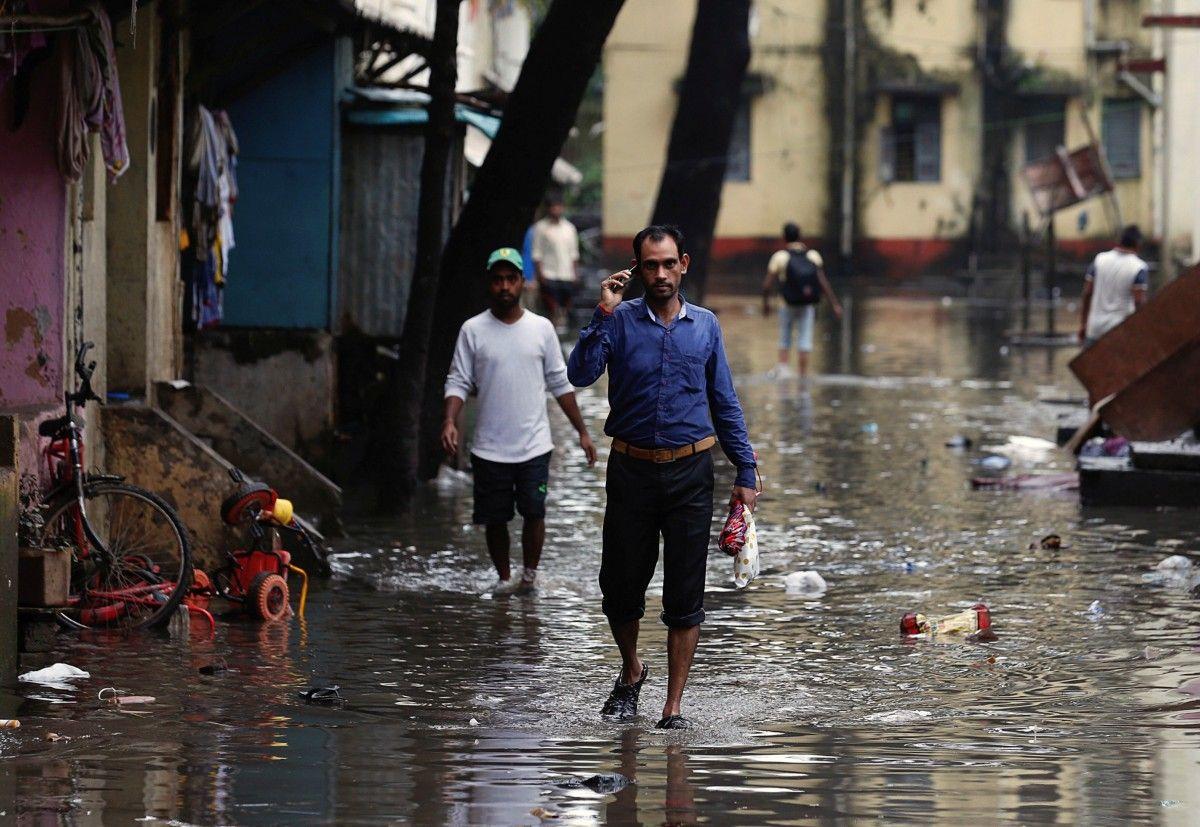 Зливи в Індії / REUTERS