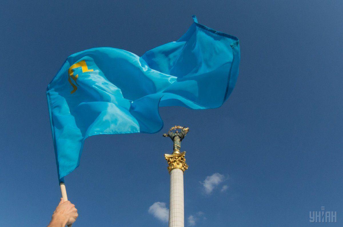 День пам'яті жертв геноциду кримськотатарського народу / фото УНІАН