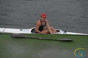 Єднак стала чемпіонкою з веслування на байдарках / фото canoe.in.ua