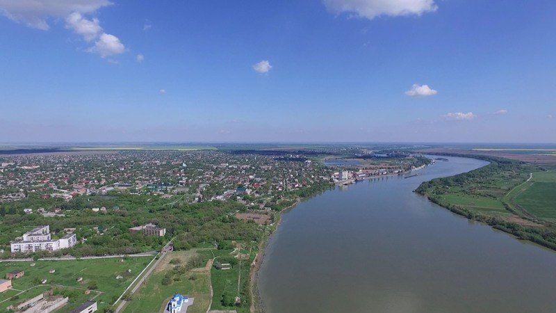 Острова располагаются со стороны Румынии относительно навигационного фарватера Дуная \ studlive.by