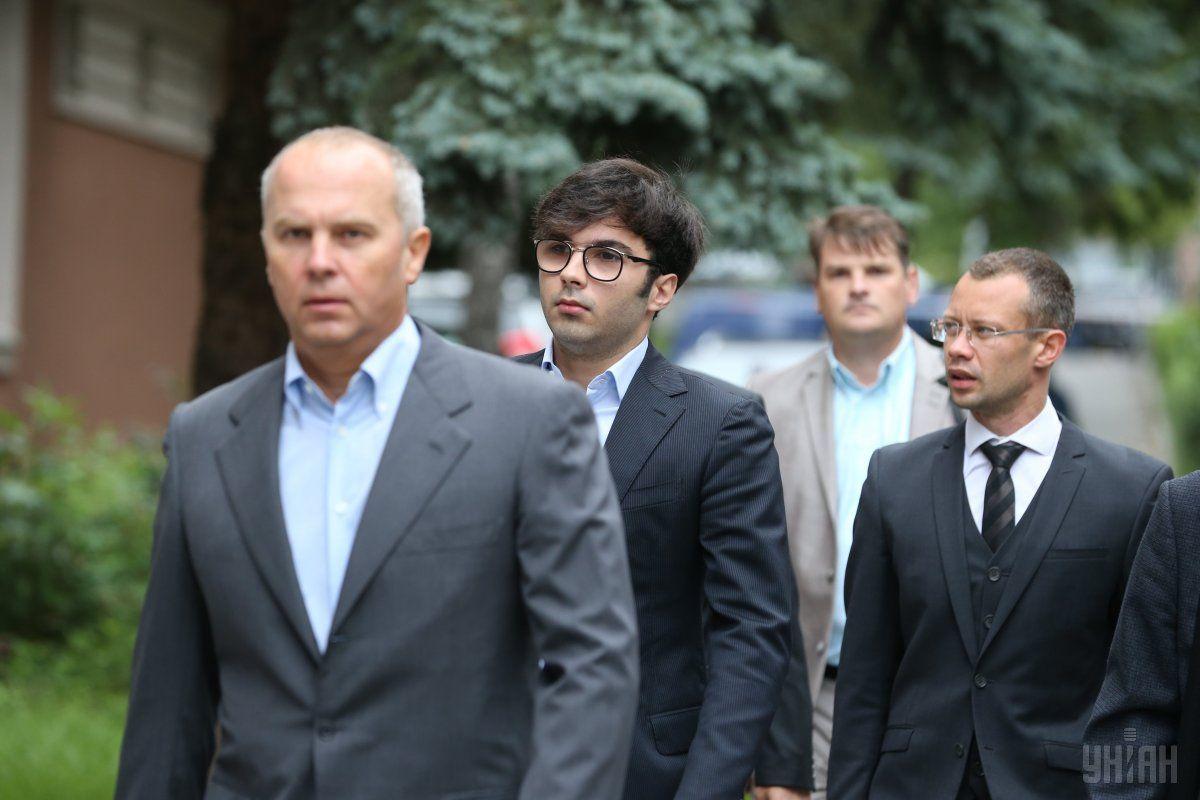 Шуфрич-старший прервал отпуск из-за суда над его сыном / Фото УНИАН