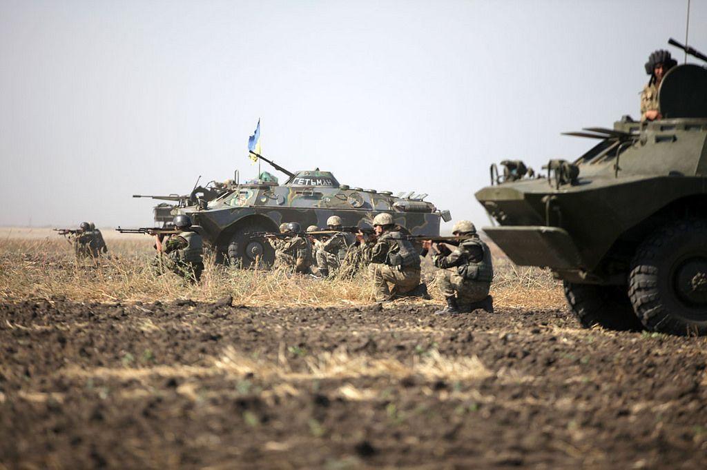 В Генштабе предостерегли от провокационных действий вблизи с воинскими частями и колоннами военной техники / ВСУ, Министерство обороны Украины