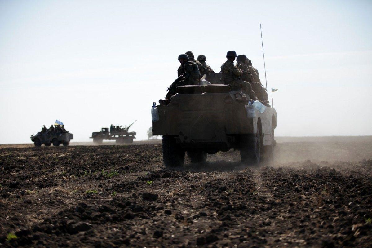 Внаслідок ворожих обстрілів 7 жовтня ніхто з українських військових не постраждав / Міністерство оборони України