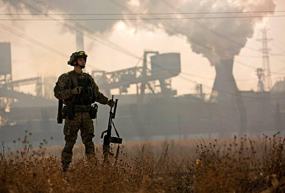 Ситуация на востоке Украины остается напряженной / Министерство обороны Украины
