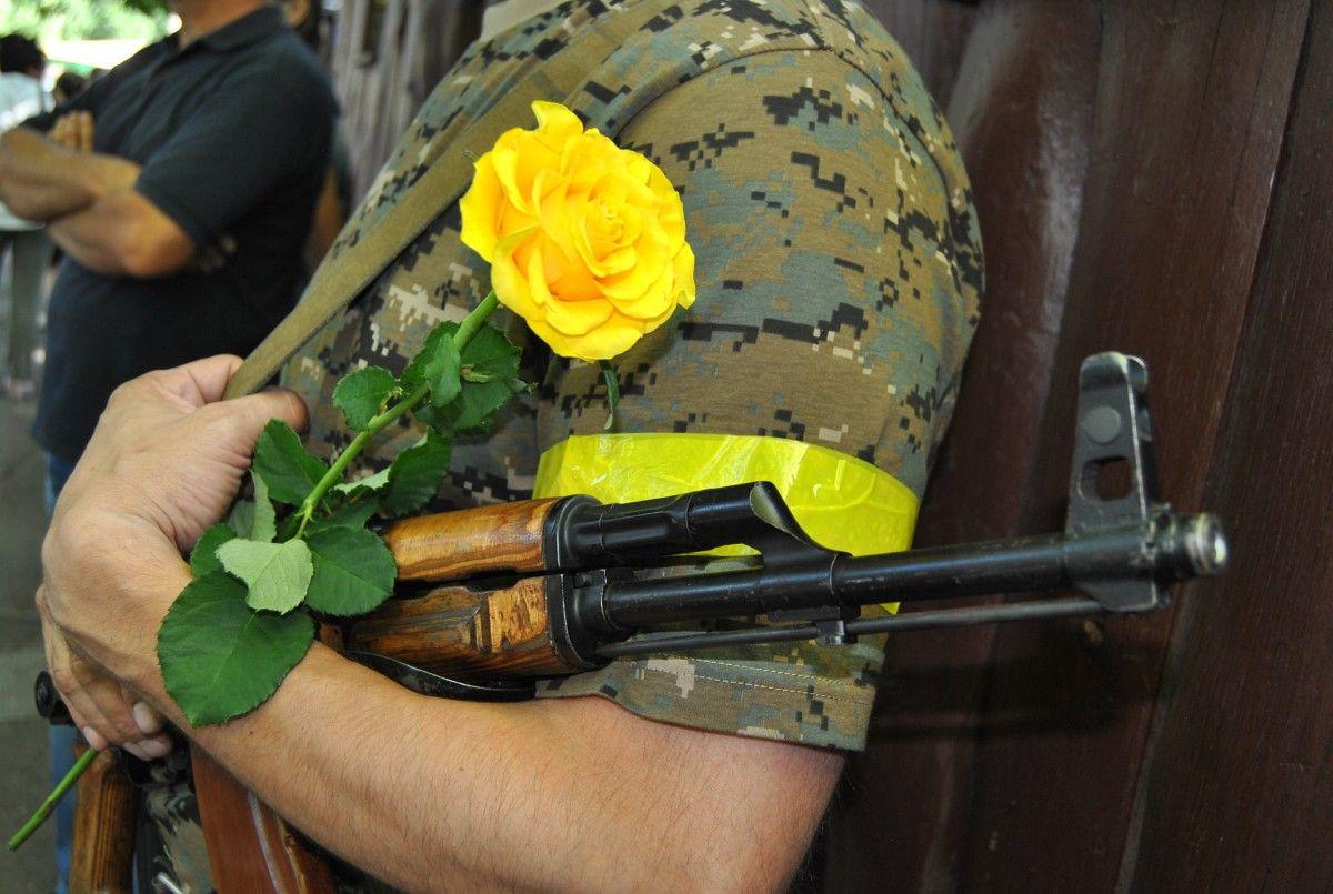 В зоне АТО не во время боевых действий погибли более 3 тыс военных / фото Министерство обороны Украины