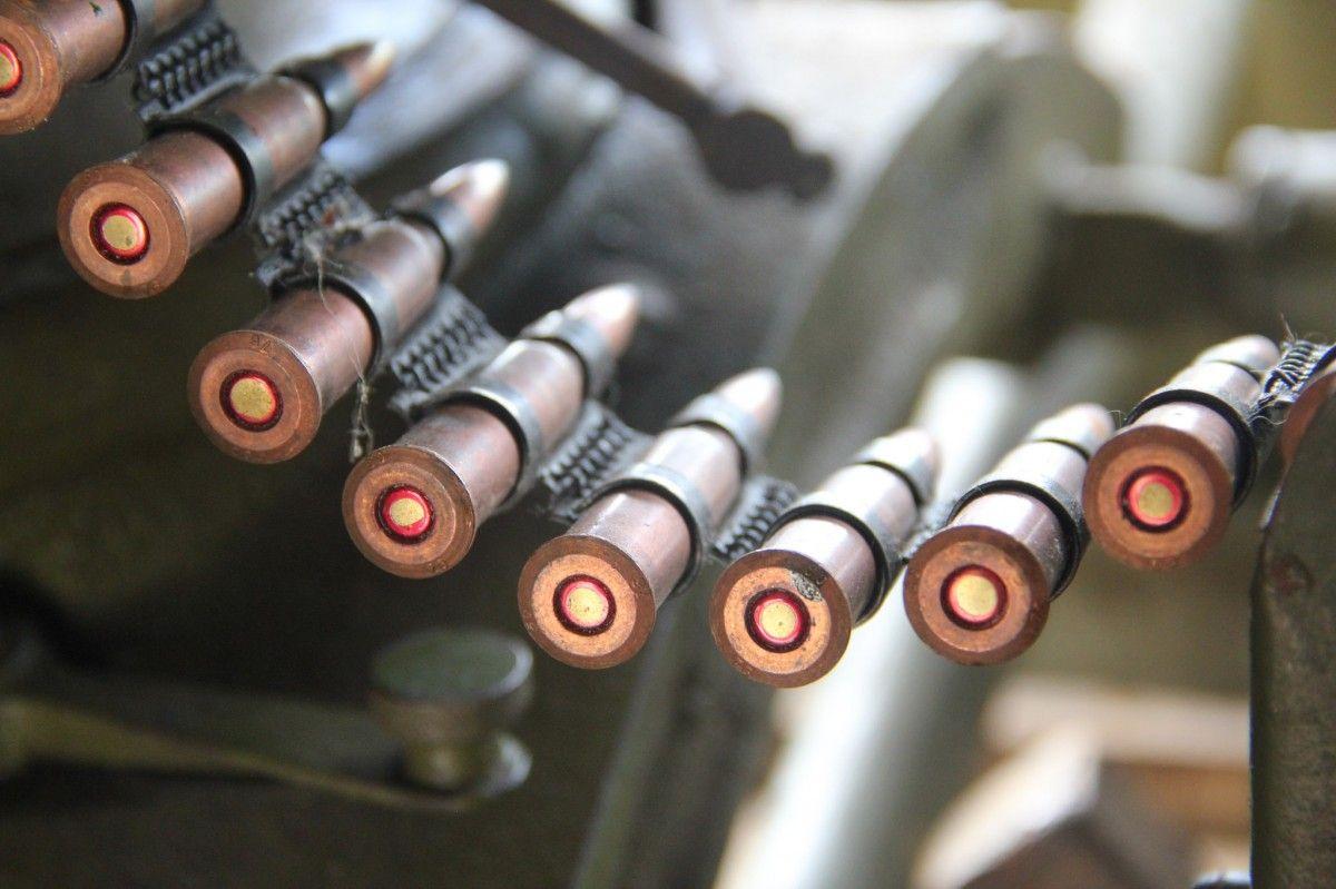 Об'єднані сили надійно контролюють противника на лінії зіткнення / Міністерство оборони України