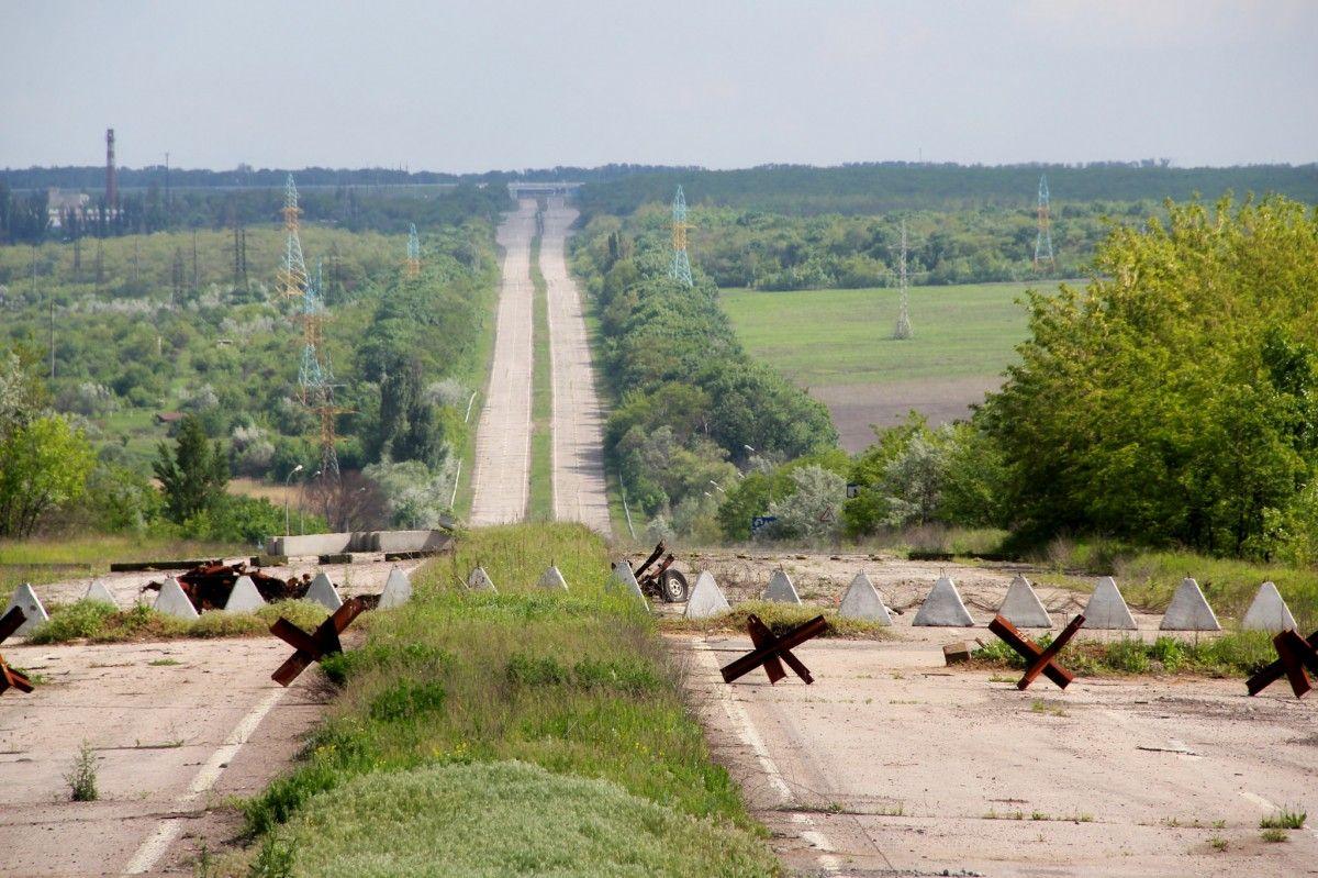 Экологическая ситуация на Донбассе остается крайне напряженной / Министерство обороны Украины