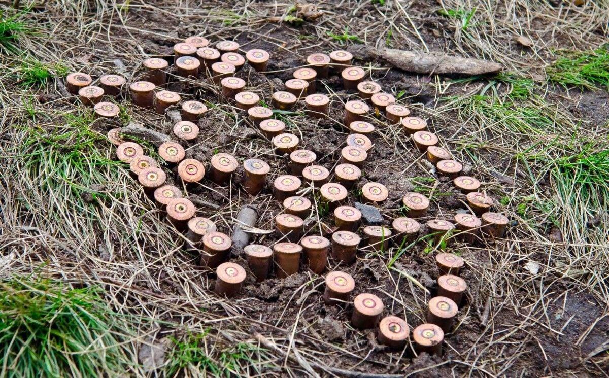 Вследствие обстрелов оккупантов пострадал украинский боец / фото: ВСУ / Минобороны