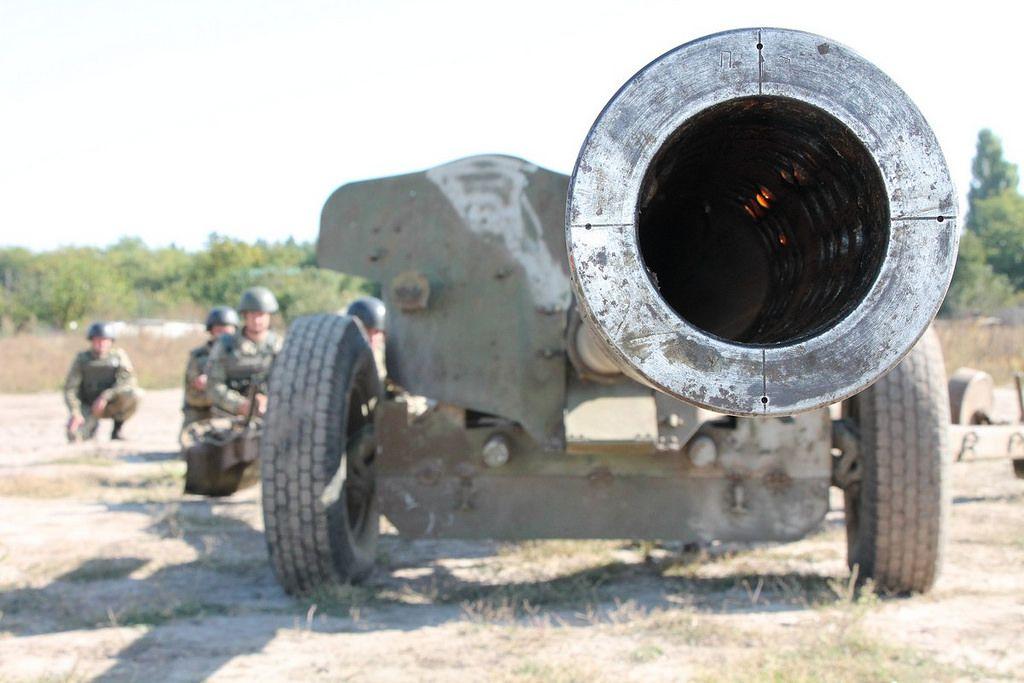 Законом изменяется формат АТО / фото Министерство обороны Украины
