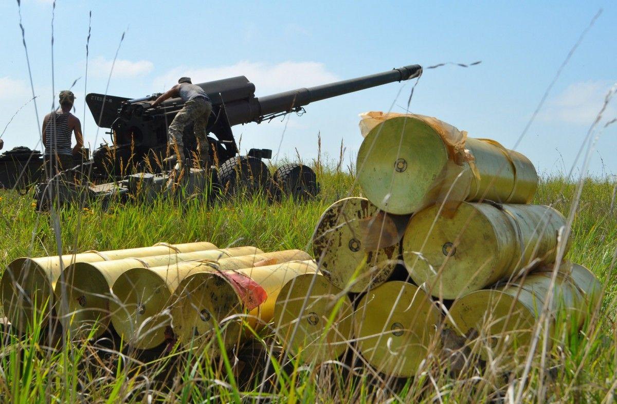 В сентябре и октябре на Донбассе все будет поспокойнее, чем летом, прогнозирует Влад Росс/ Министерство обороны Украины