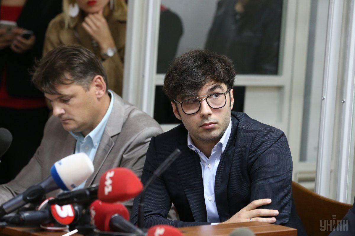 Суд отпустил Нестора Шуфрича-младшего на поруки / фото УНИАН