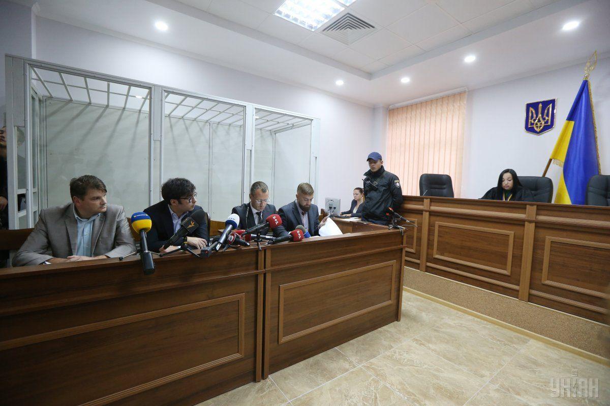 29 августа Шуфричу-младшему объявили подозрение / фото УНИАН