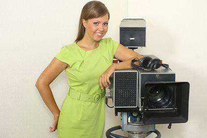 Курбатова снимала пропагандистские сюжеты в Киеве / фото vk.com/Анна Курбатова