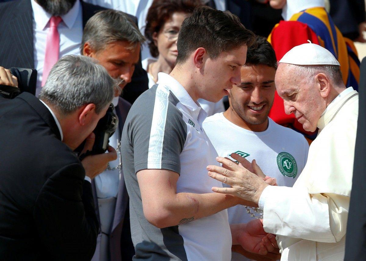 Папа Римский Франциск признался, что ходил кпсихоаналитику-еврейке