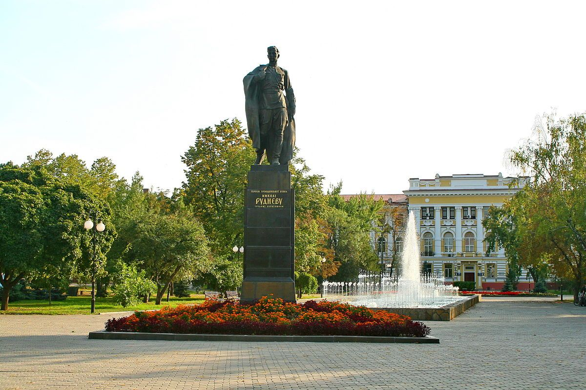 Руднев командовал войском большевиков во время захвата города / uk.wikipedia.org
