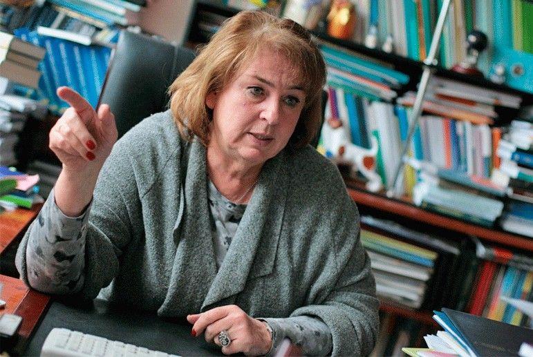 """Лібанова зазначила, що не буде територія в центрі Європи з такими природними ресурсами пустувати \ фото: """"Ділова столиця"""""""