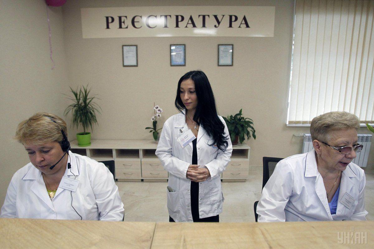 У Києві системою онлайн-запису до лікарів користуються понад 400 тисяч киян