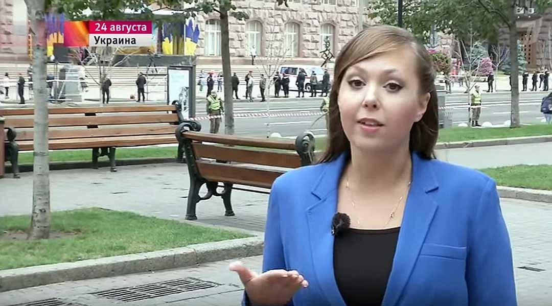 Курбатову выдворили из Украины / Скриншот