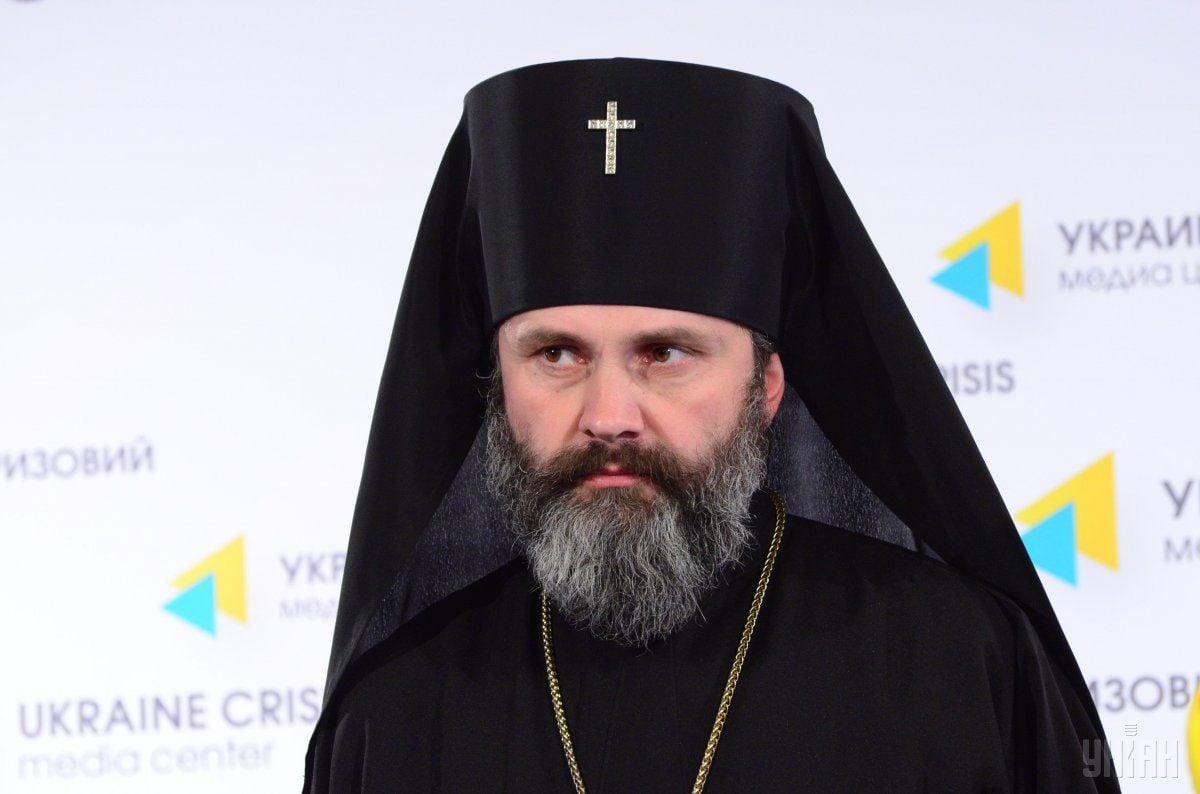 Силовики уКриму заблокували храм Київського патріархату— архієпископ Климент