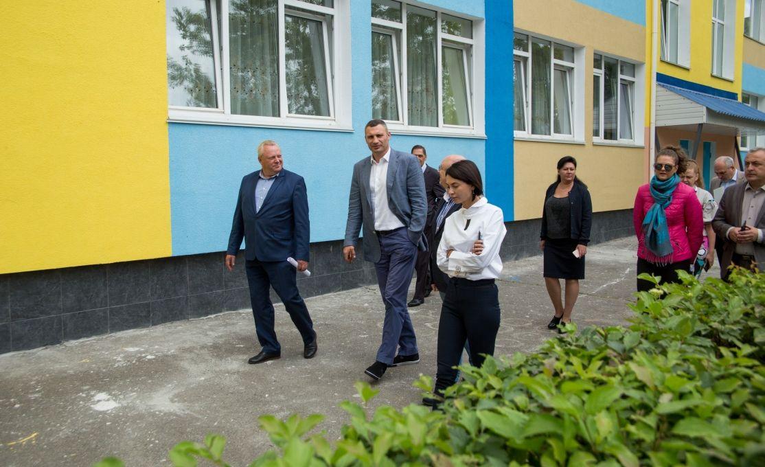 В детском учреждении предусмотрено 9 групп на 180 детей / фото kievcity.gov.ua