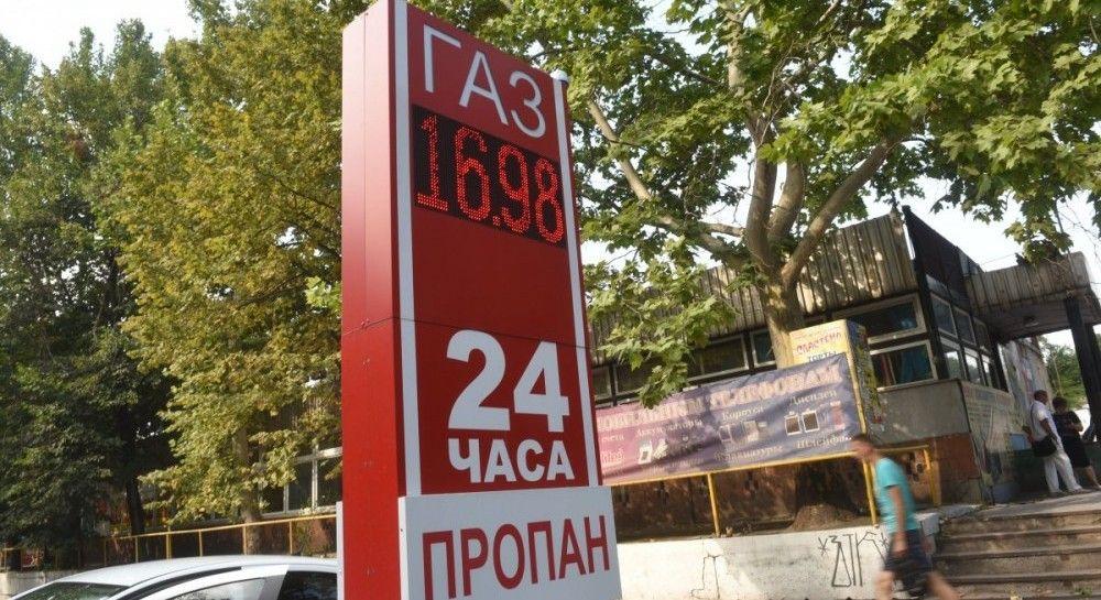Ряд мереж АЗС в Україні в період 18-19 жовтня збільшили ціни на зріджений  газ 703757f9993ed