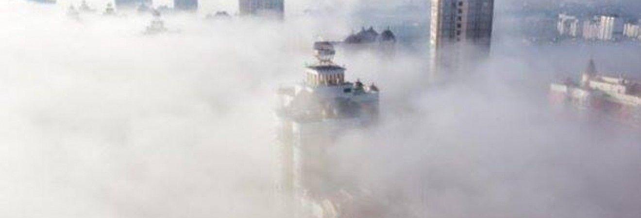 Спека у розпалі: Київ може опинитися в обіймах метеорологічного серпанку до кінця тижня