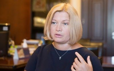 Iryna Gerashchenko: Many deputies come to Donbas. However, they make a couple of photos and get out of there (PART II) title=
