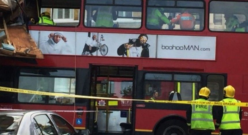 Лондонські автобуси заправлять кавою